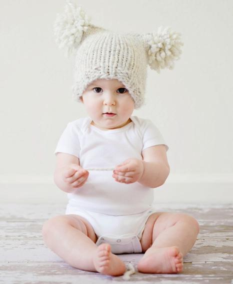 strikkeopskrifter-paa-huer-til-babyer
